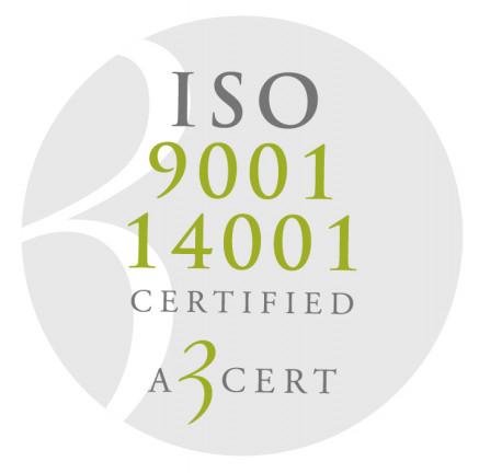 ISO 9001 och 14001