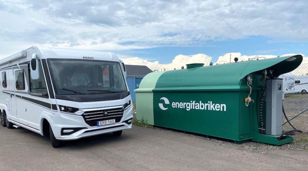 Kristinehamn, Fillngo löser förnybart